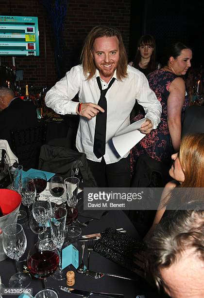 Tim Minchin attends the Summer Gala for The Old Vic at The Brewery on June 27 2016 in London England