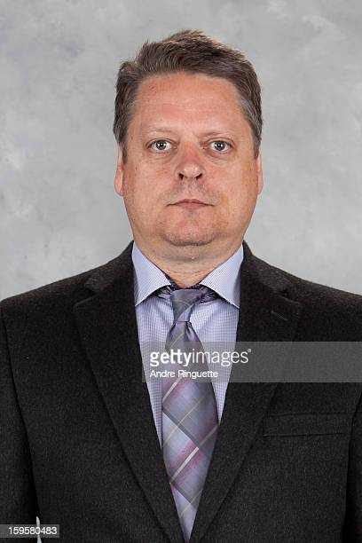 Tim Murray of the Ottawa Senators poses for his official headshot for the 20122013 season on January 12 2013 at Scotiabank Place in Ottawa Ontario...