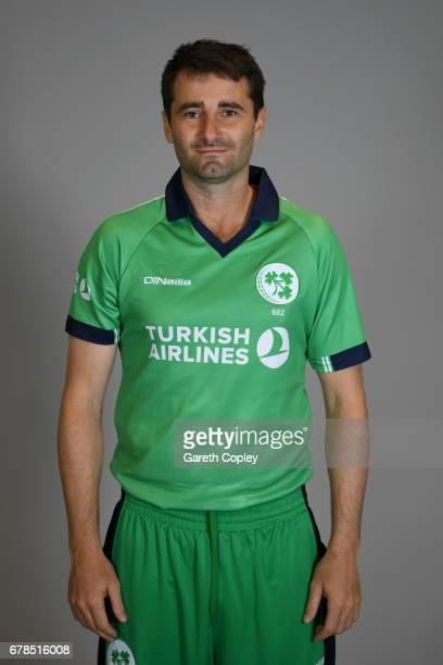 Tim Murtagh of Ireland poses for a portrait at The Brightside Ground on May 4 2017 in Bristol England