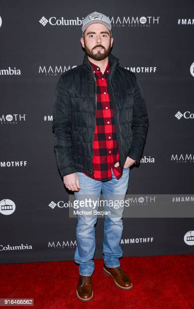 Tim Newfang arrives at Unsolved The Murders Of Tupac and The Notorious BIG at Inaugural Mammoth Film Festival Day 2 on February 9 2018 in Mammoth...