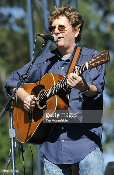 Tim O'Brien performs as part the Tribute to the Founding Fathers at the Hardlly Strictly Bluegrass Festival at Golden Gate Park in San Francisco, CA