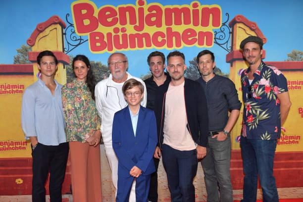 "DEU: ""Benjamin Bluemchen"" Premiere In Munich"