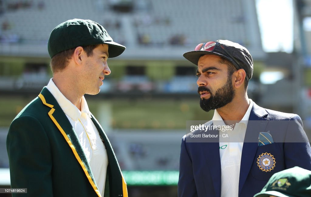 Australia v India - 3rd Test: Day 1 : News Photo