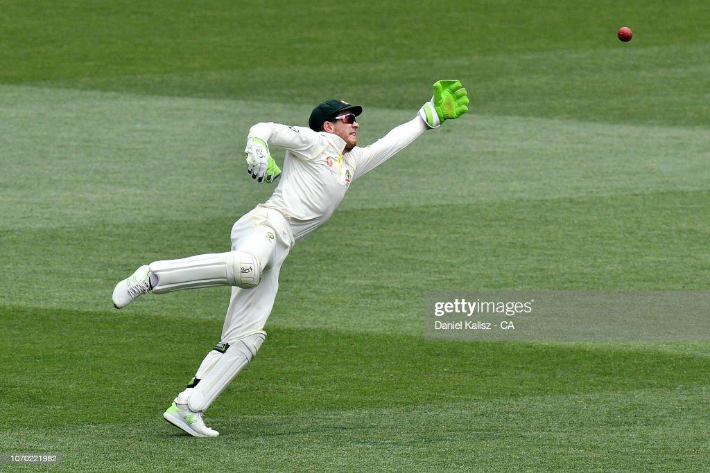 Australia v India - 1st Test: Day 4 : News Photo