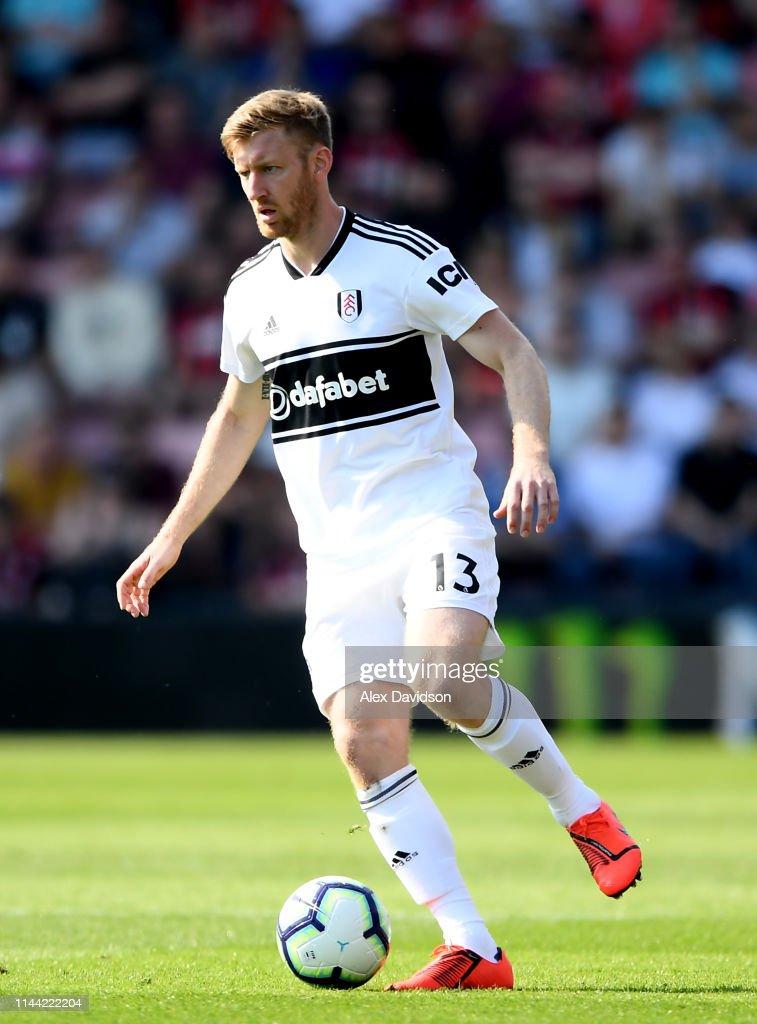 AFC Bournemouth v Fulham FC - Premier League : News Photo