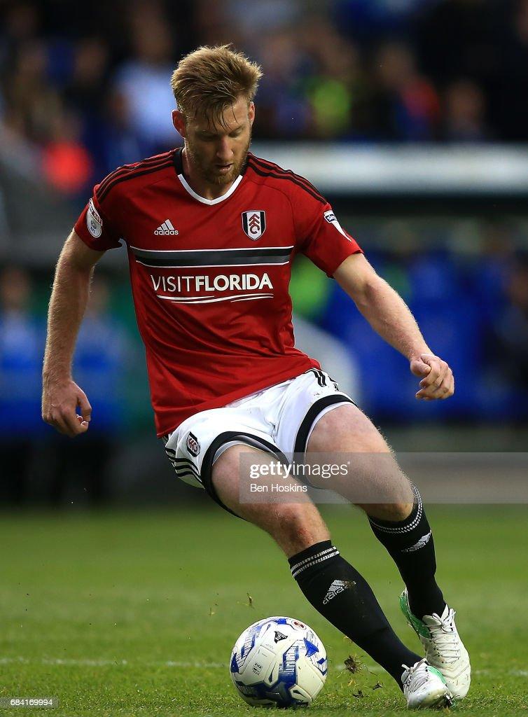 Reading v Fulham - Sky Bet Championship Play Off: Second Leg