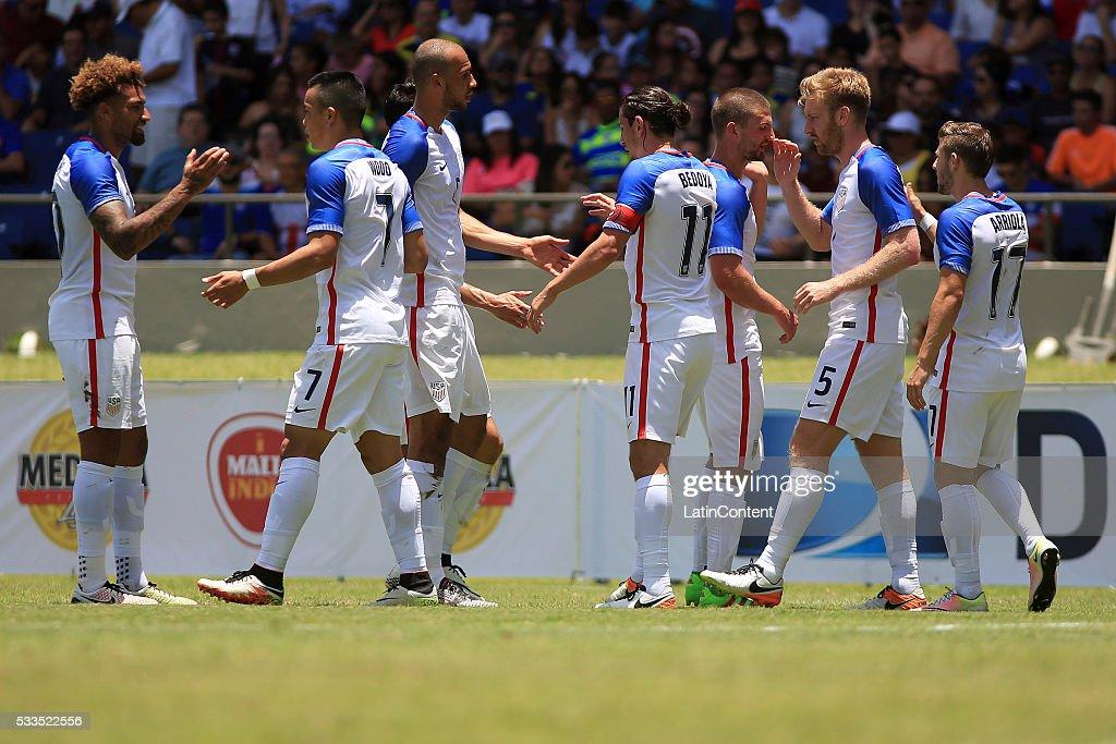 Puerto Rico v Estados Unidos - International Friendly