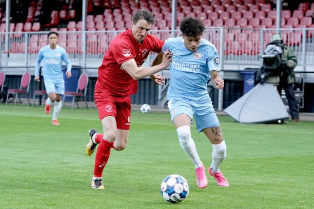 NLD: Almere City FC v Jong PSV - Dutch Keuken Kampioen Divisie