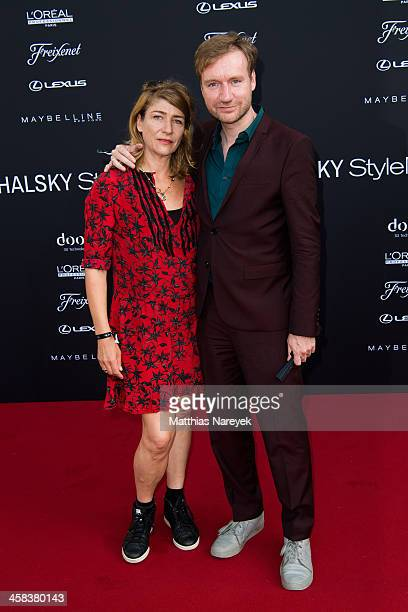 Tim Renner and Petra Husemann during the MICHALSKY StyleNite 2016 on July 1 2016 in Berlin Germany