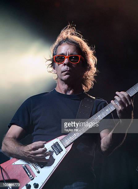 Tim Reynolds of Dave Matthews Band performs at the 2010 Mile High Music Festival at Dick's Sporting Goods Park on August 15, 2010 in Commerce City,...