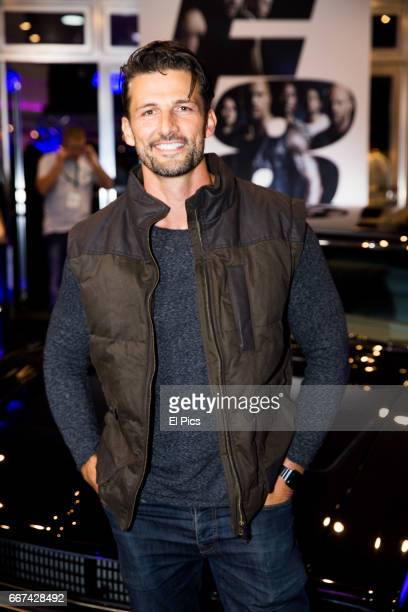 Tim Robards arrives ahead of The Fate of the Furious Sydney Premiere on April 11 2017 in Sydney Australia