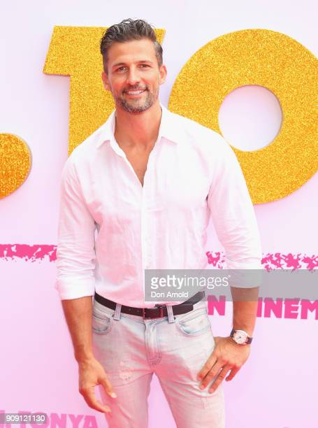 Tim Robards arrives at the Australian Premiere of 'I Tonya' on January 23 2018 in Sydney Australia