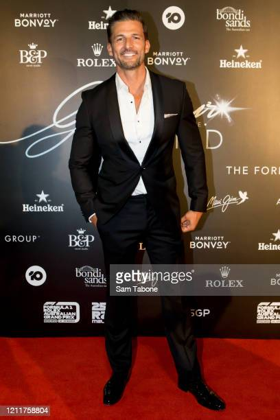 Tim Robbards attends the Glamour On The Grid party on March 11 2020 in Melbourne Australia