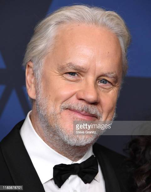 Tim Robbins arrives at the Academy Of Motion Picture Arts And Sciences' 11th Annual Governors Awards at The Ray Dolby Ballroom at Hollywood &...