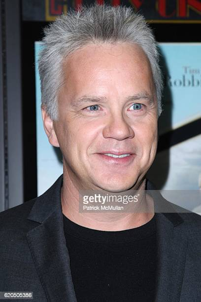 Tim Robbins attends Private Screening of LIONSGATE and ROADSIDE ATTRACTIONS New Film THE LUCKY ONES at Cinema 2 on September 18 2008 in New York City