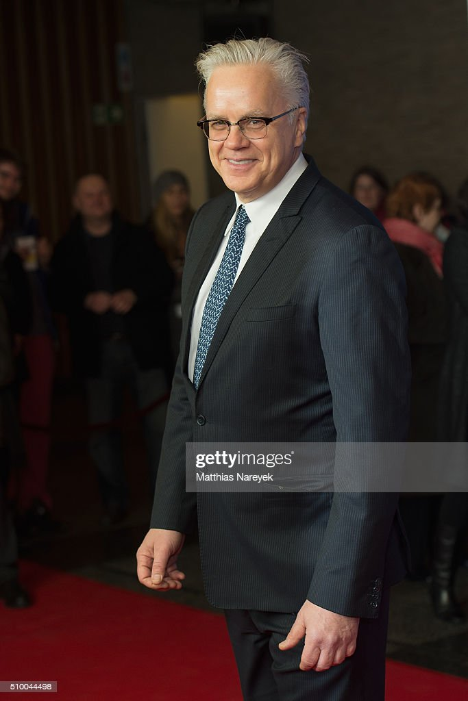 Tim Robbins Awarded With Berlinale Camera - 66th Berlinale International Film Festival