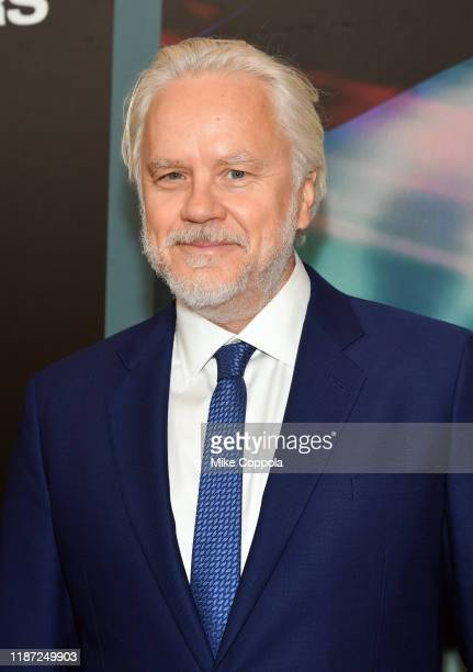 "Tim Robbins attends the ""Dark Waters"" New York Premiere at Walter Reade Theater on November 12, 2019 in New York City."