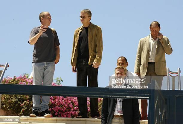 Cannes Film Festival Mystic River Cast On The Croisette