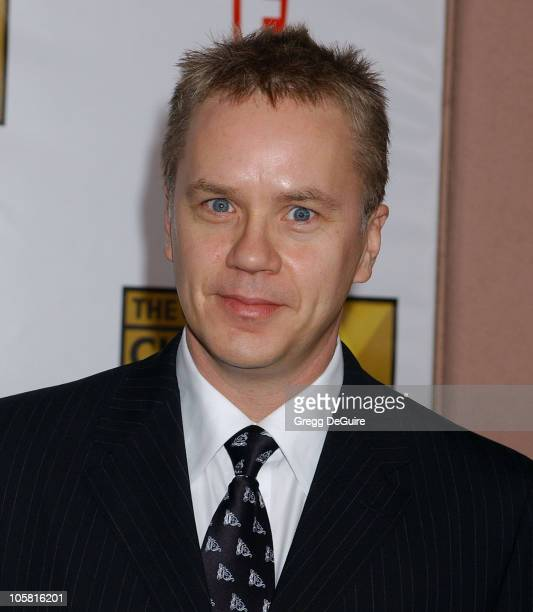 Tim Robbins during 9th Annual Critics' Choice Awards - Arrivals at Beverly Hills Hotel in Beverly Hills, California, United States.