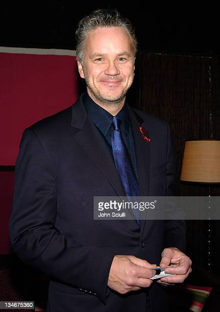 Tim Robbins during Backstage Creations 2005 Screen Actors Guild Awards The Talent Retreat Day 2 at Shrine Auditorium in Los Angeles California United...