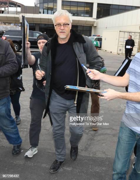 Tim Robbins is seen on January 19 2018 in Salt Lake City Utah