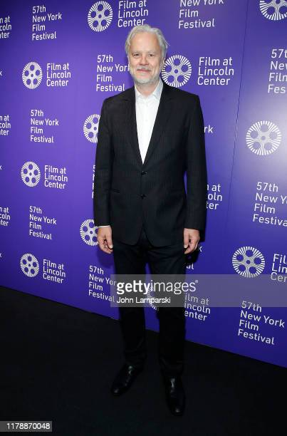 "Tim Robbins poses during ""45 Seconds Of Laughter"" at 57th New York Film Festival at Walter Reade Theater on October 03, 2019 in New York City."