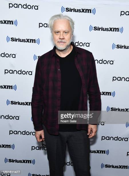 Tim Robbins visits the SiriusXM Studios on January 23, 2020 in New York City.