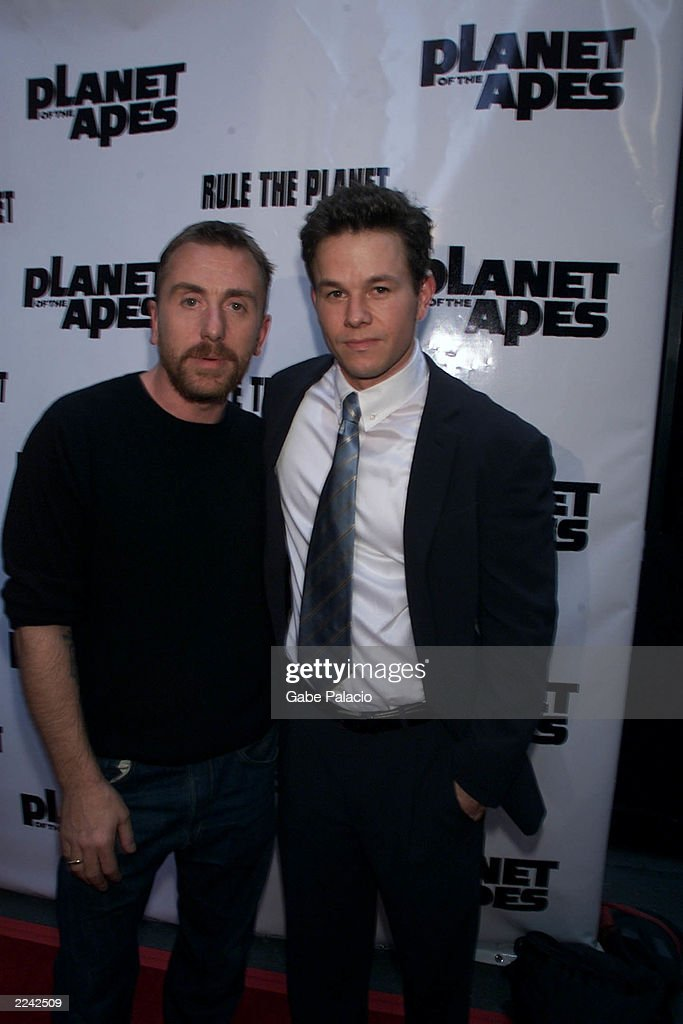 Planet of the Apes Premiere : News Photo