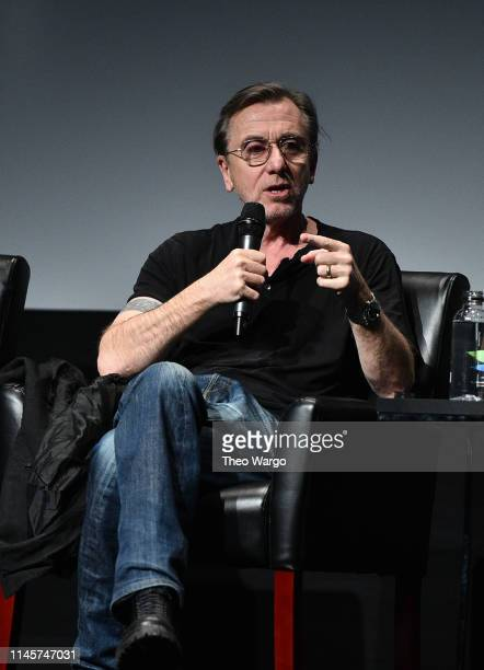 Tim Roth attends Luce 2019 Tribeca Film Festival at BMCC Tribeca PAC on April 28 2019 in New York City