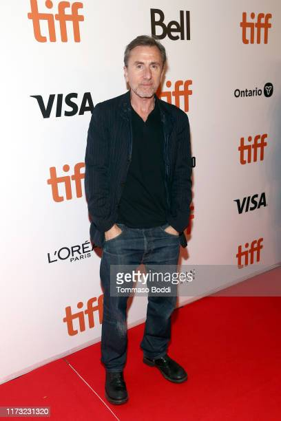 Tim Roth attends The Song Of Names premiere during the 2019 Toronto International Film Festival at Roy Thomson Hall on September 08 2019 in Toronto...