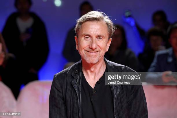 """Tim Roth attends """"The Song Of Names"""" premiere during the 2019 Toronto International Film Festival at Roy Thomson Hall on September 08, 2019 in..."""