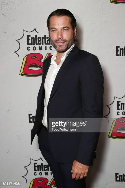 Tim Rozon at Entertainment Weekly's annual ComicCon party in celebration of ComicCon 2017 at Float at Hard Rock Hotel San Diego on July 22 2017 in...