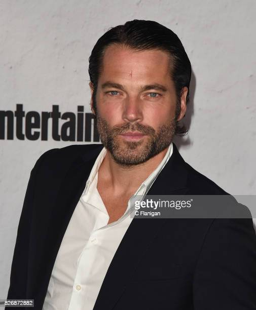 Tim Rozon attends Entertainment Weekly's annual ComicCon party in celebration of ComicCon 2017 at Float at Hard Rock Hotel San Diego on July 22 2017...