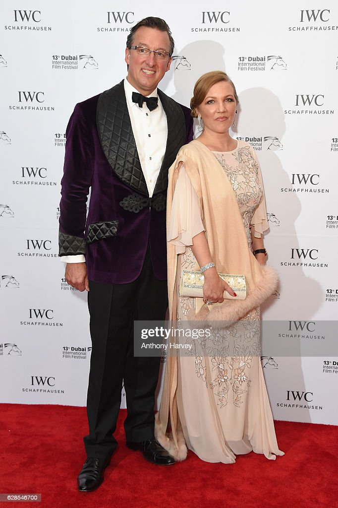 IWC FOR THE LOVE OF CINEMA DINNER AT DIFF 2016 - DUBAI : News Photo