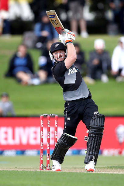 NZL: New Zealand v West Indies - T20 Game 2