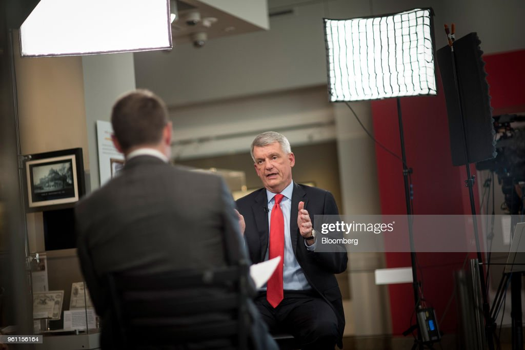 Interview with Wells Fargo Chief Executive Officer Tim Sloan