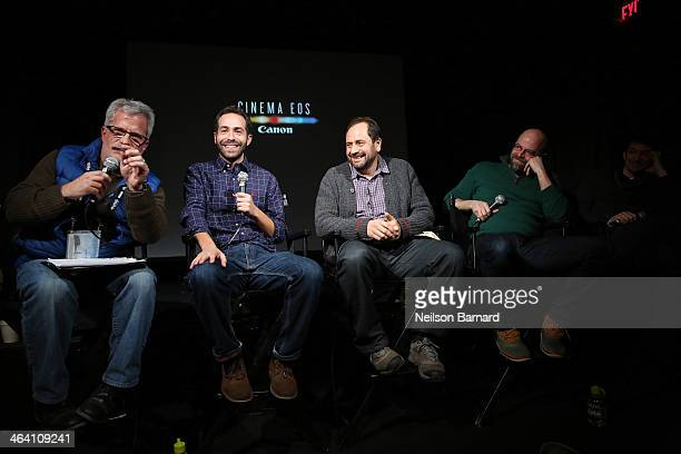 Tim Smith Canon Film and Television Advisor Daniel B Levin DP Chicagoland Antonio Rossi DP Death Row Stories David Vlasits DP Inside Man and Jeremy...
