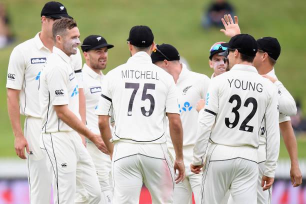 NZL: New Zealand v West Indies - 1st Test: Day 3