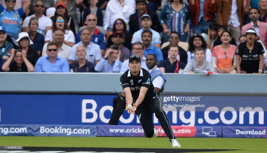 New Zealand v England - ICC Cricket World Cup Final 2019 : Foto jornalística