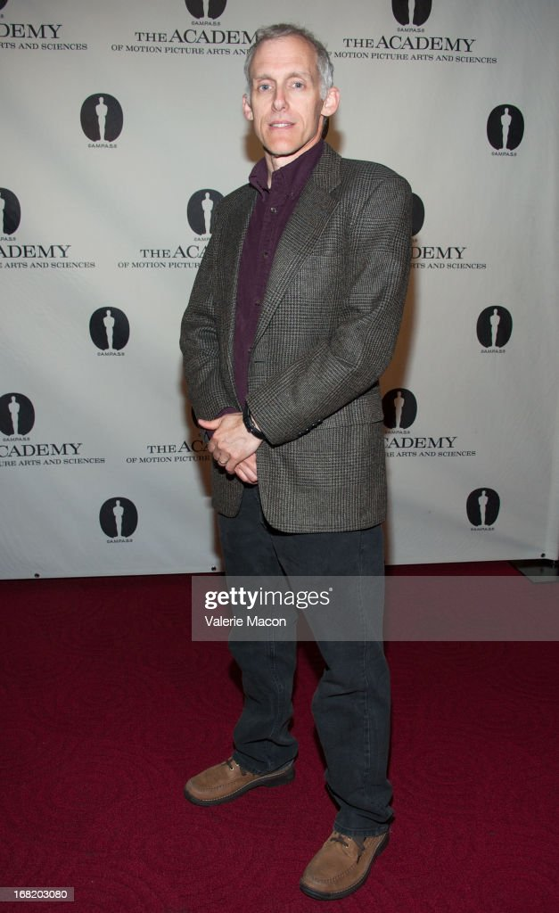 Tim Squyres attends The Academy Of Motion Picture Arts And Sciences' Delves Into The Visual Effects Recipe For 'Life Of Pi' at AMPAS Samuel Goldwyn Theater on May 6, 2013 in Beverly Hills, California.