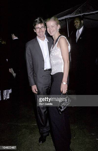 Tim Taylor and Lady Helen Taylor during Reception to celebrate the opening of 'Giorgio Armani Exhibition' which will run through January 17 2001 at...