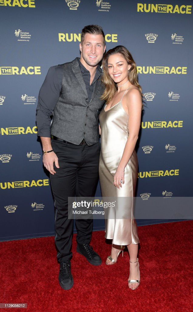 Premiere Of Roadside Attractions' 'Run The Race' - Arrivals : News Photo
