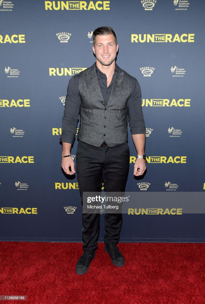 """Premiere Of Roadside Attractions' """"Run The Race"""" - Arrivals : News Photo"""