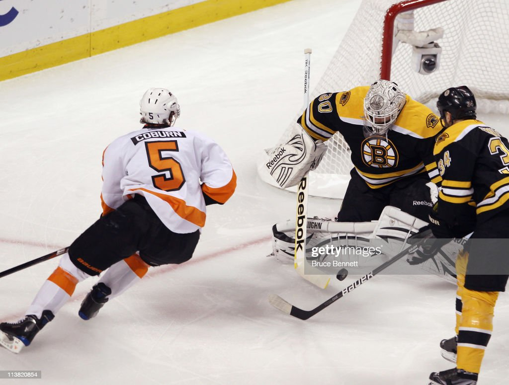 Philadelphia Flyers v Boston Bruins - Game Four