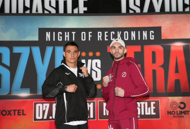 AUS: Tim Tszyu v Michael Zerafa Press Conference