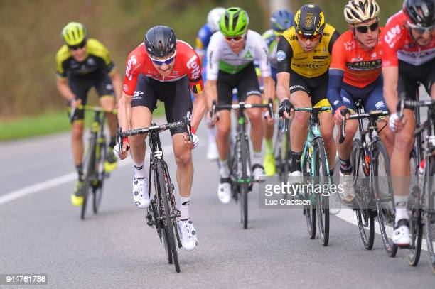 Tim Wellens of Belgium and Team Lotto Soudal / during the 58th Brabantse Pijl 2018 / La Flèche Brabanconne a 201,9km race from Leuven to Overijse on...