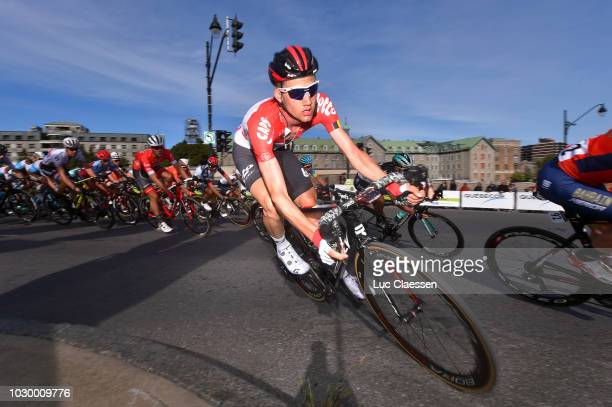 Tim Wellens of Belgium and Team Lotto Soudal / during the 9th Grand Prix Cycliste de Montreal 2018 a 1952km race from Montreal to Montreal 79m /...