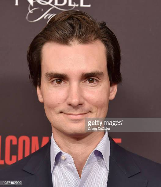 Tim White arrives at the Welcome Home Premiere at The London West Hollywood on November 4 2018 in West Hollywood California