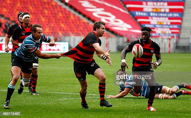Tim Whitehead of the EP Kings during the Absa Currie Cup match between Eastern Province Kings and ORC Griquas at Nelson Mandela Bay Stadium on...