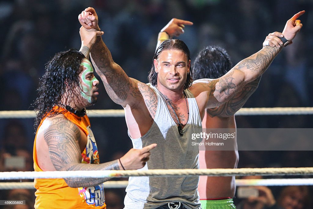 WWE Live 2014 - Frankfurt : News Photo